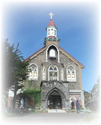 Tomioka_catholic_church1