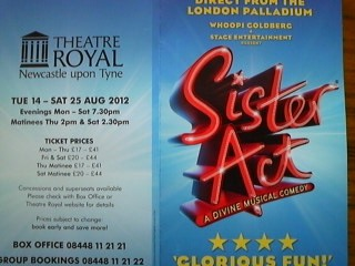 ミュージカル『Sister Act<br />  』