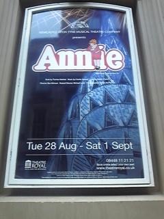 ミュージカル『Annie<br />  』