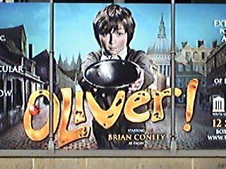ミュージカル『Oliver!<br />  』