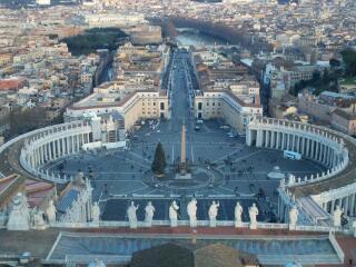 「ローマの休日」スタート
